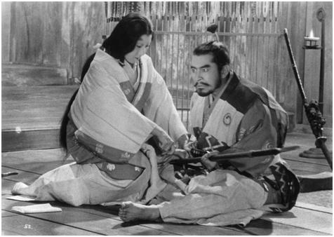 Trono de sangre: el Macbeth de Kurosawa