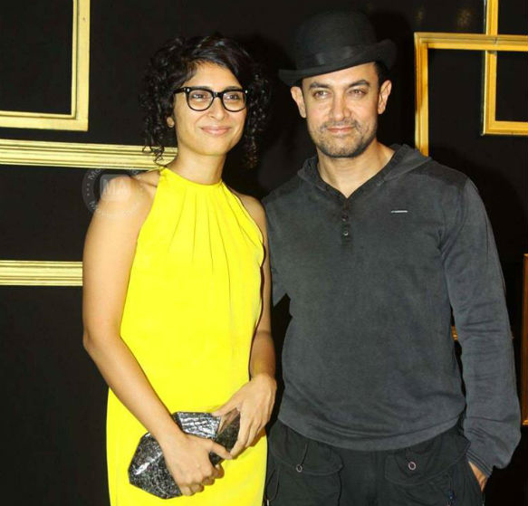 Aamir Khan and Nitan Rao © moviezadda