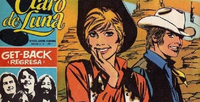 Claro de Luna: Viñetas y canciones en la España de los 60