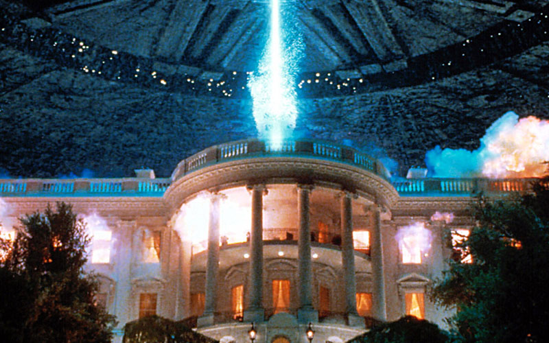 Independence Day, 1996.