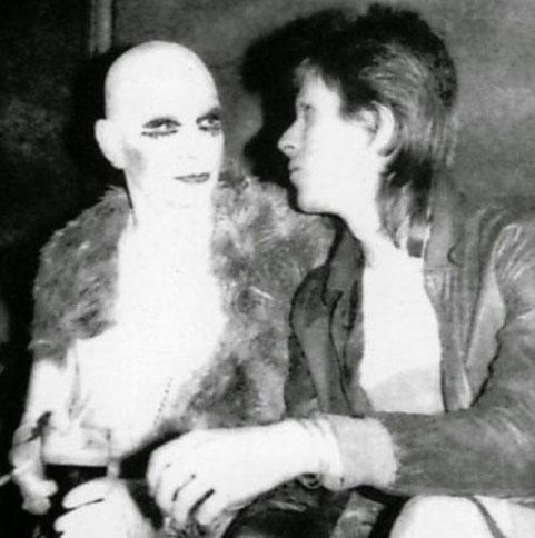 Kemp y Bowie