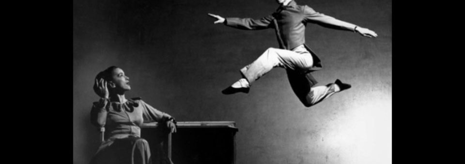 Philippe Halsman: El salto más libre