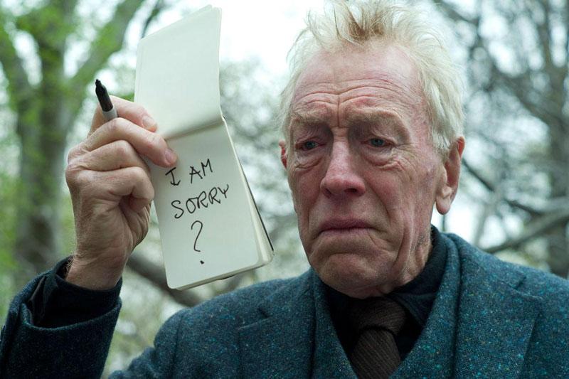 Max von Sydow homenajeado en Sitges Festival