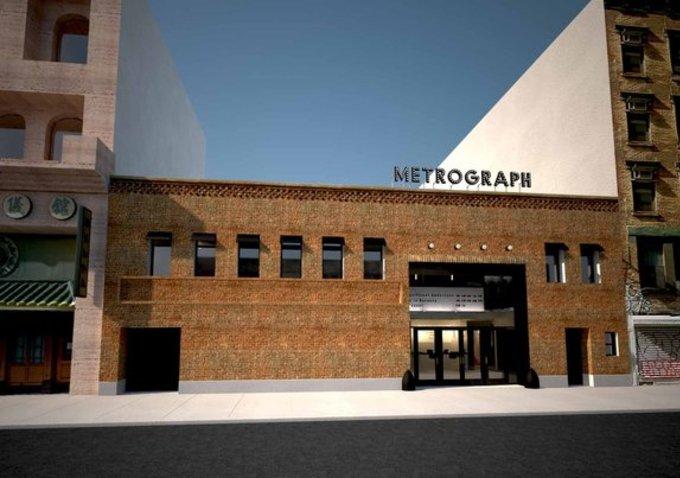 Cine Metrograph