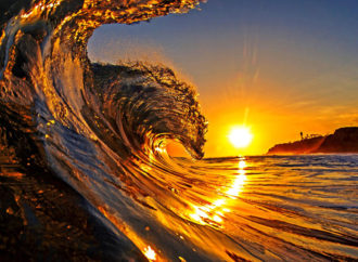 Disfruta la ola… de calor