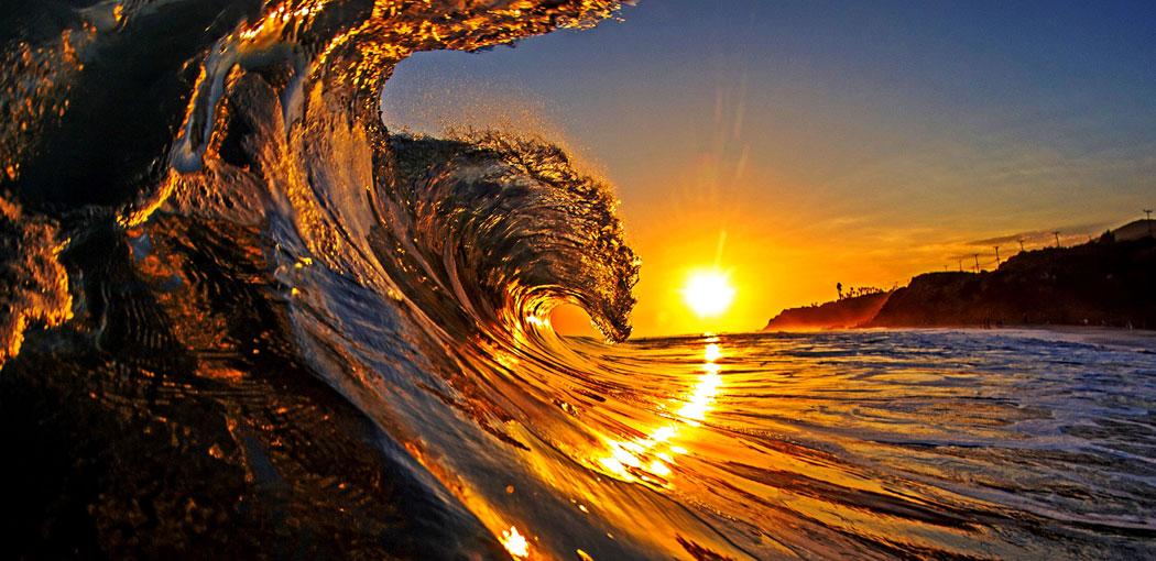 Disfruta la ola... de calor