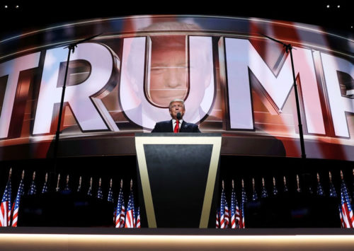 Paradojas: La TV estadounidense v. Donald J. Trump