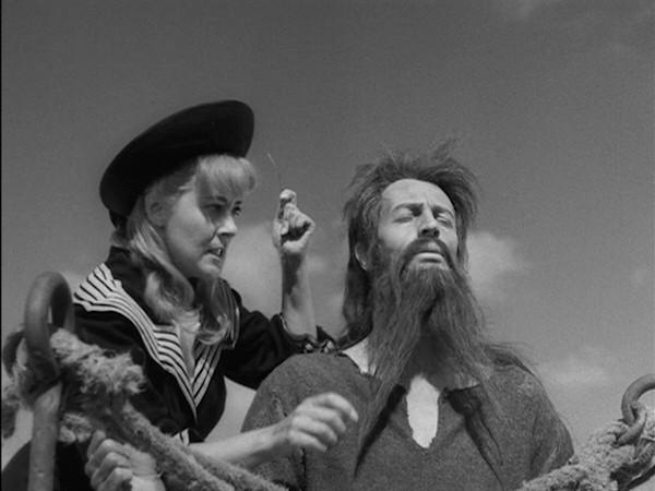 Simón del desierto (Luis Buñuel, 1965)