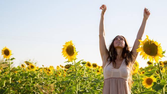 7 actitudes para vivir mejor