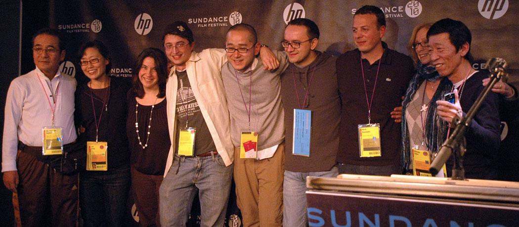 Winners Sundance/NHK 2011 © Dani Sanchez-Lopez