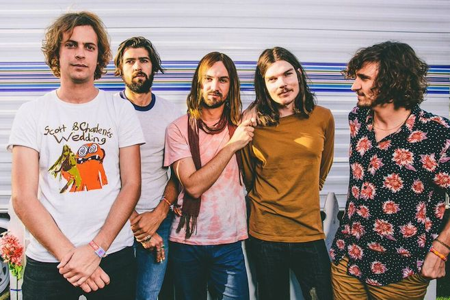 Tame Impala – Feels Like We Only Go Backwards