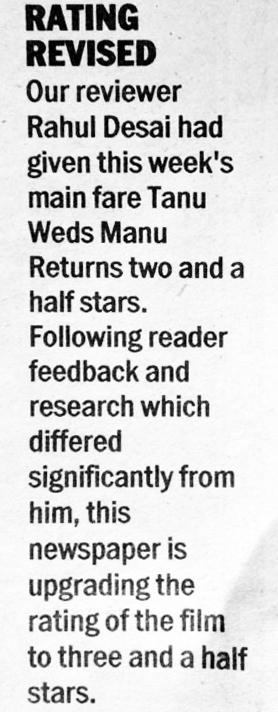 Mumbai mirror revisa la nota