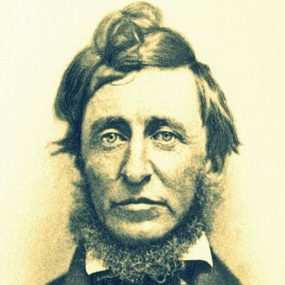 Thoreau autor de Walden: una filosofía de la pureza