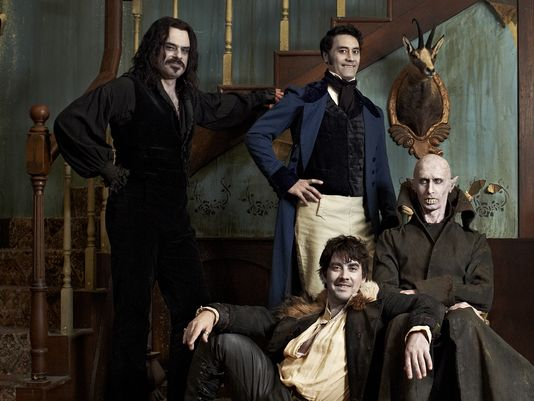 What We Do in the Shadows (Jemaine Clement & Taika Waititi, 2014)
