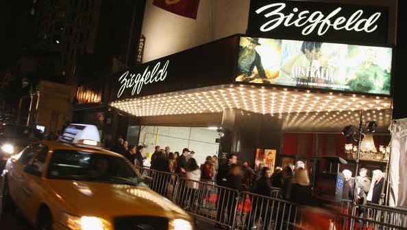 Adiós, Ziegfeld