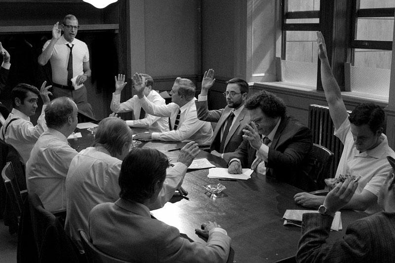 """12 Angry Men"" de Inside Amy Schumer"