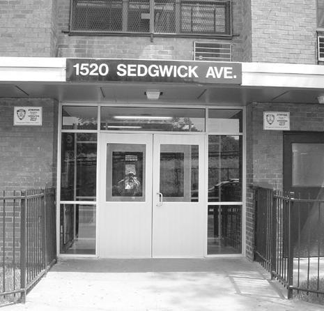 Nº 1520 Sedgwick Avenue