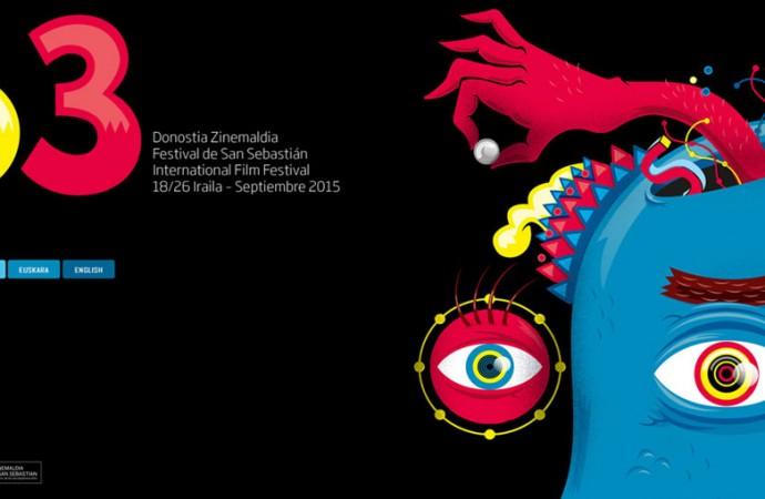 63 Festival de Cine de San Sebastián #1 Primer vistazo