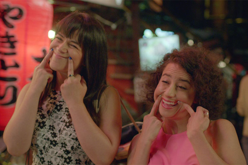 """St Mark's"" de Broad City"