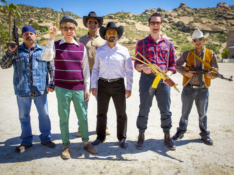 """""""DRONEZ: The Hunt for El Chingon"""" de Documentary Now!"""