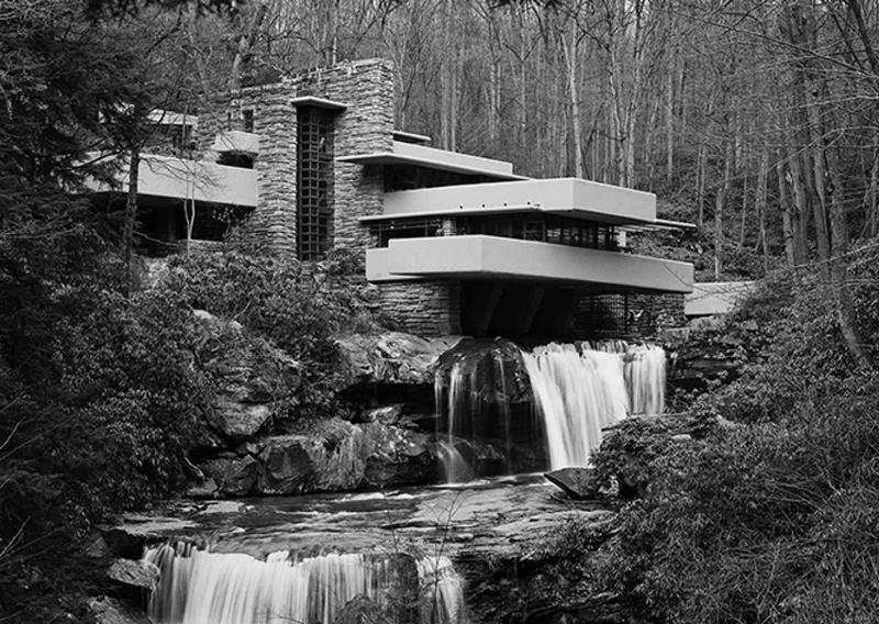 Casa de la cascada