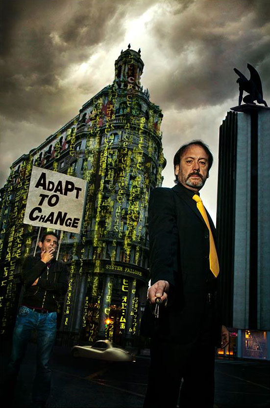 Jaime Navarro, por Luis Montolio