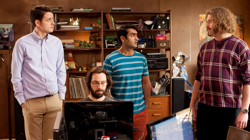 """Two Days of the Condor"" de Silicon Valley"