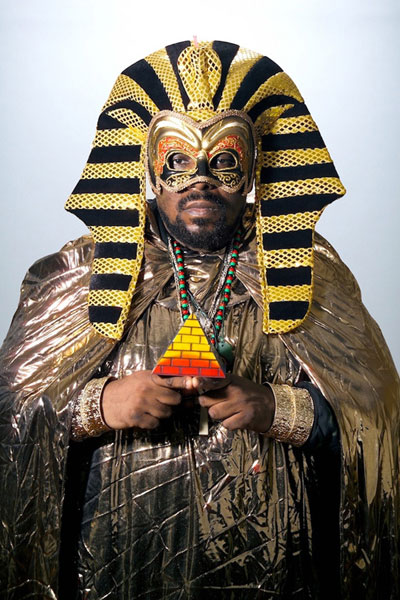 El faraón Afrika Bambaataa, The Godfather of Electro