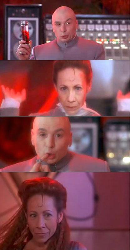 Austin Powers: La espía que me achuchó (1999, Jay Roach)