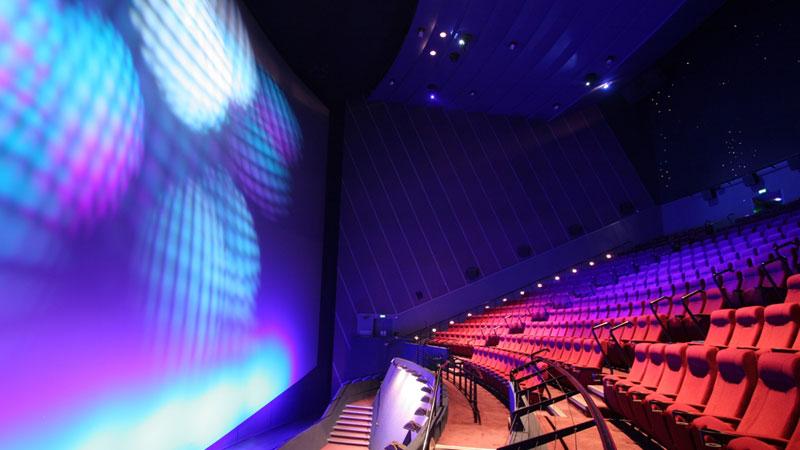 BFI Imax Auditorium