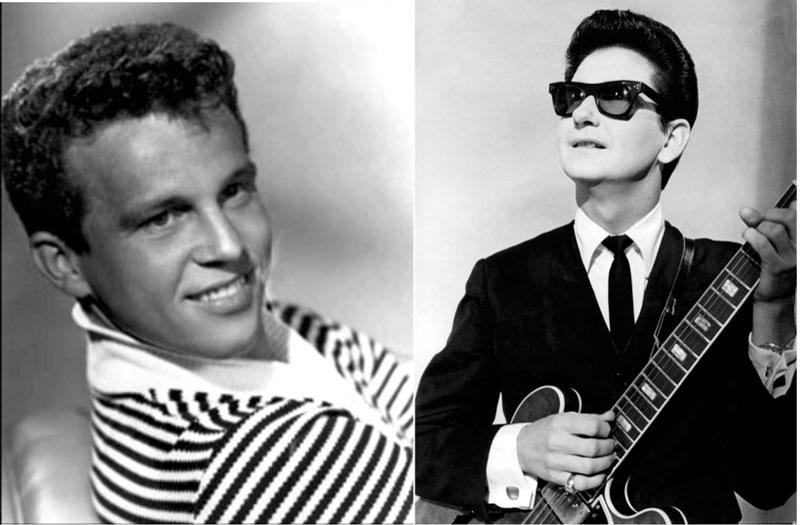 Bobby Vinton y Roy Orbison