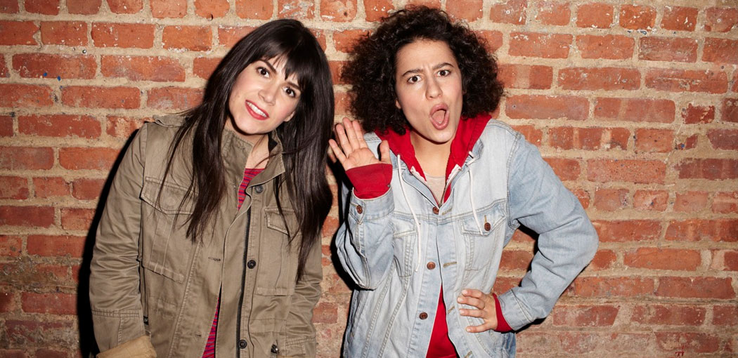 «Broad City», la comedia neoyorquina que no se corta un pelo