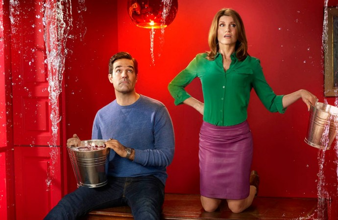 «Catastrophe» y «You're the worst»: honestidad sin concesiones