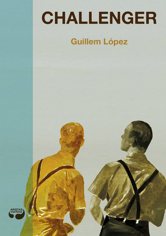 Libro Challenger Guillem López