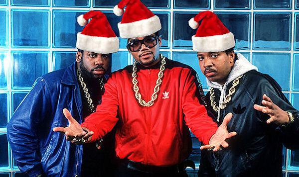Run DMC. Christmas in Hollis