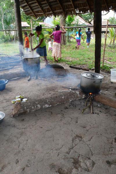Cocina comunal