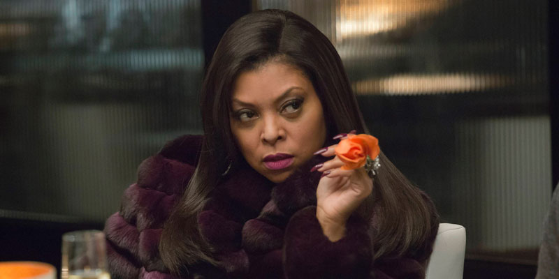 Taraji P. Henson. Empire
