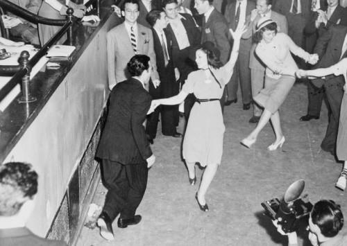 La primera discoteca de la historia