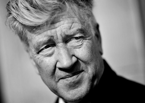 El inquietante blanco y negro de David Lynch