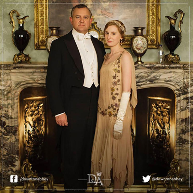 Downtown Abbey. Serie TV