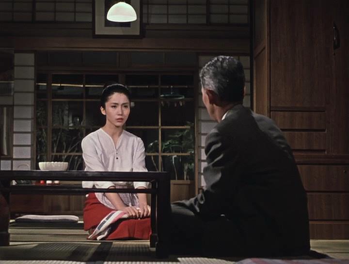 El sabor del sake (Yasujiro Ozu, 1962)