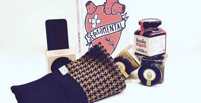 Hyper's Bazaar, especial Navidad: altavoces, salsas, viñetas y bufandas