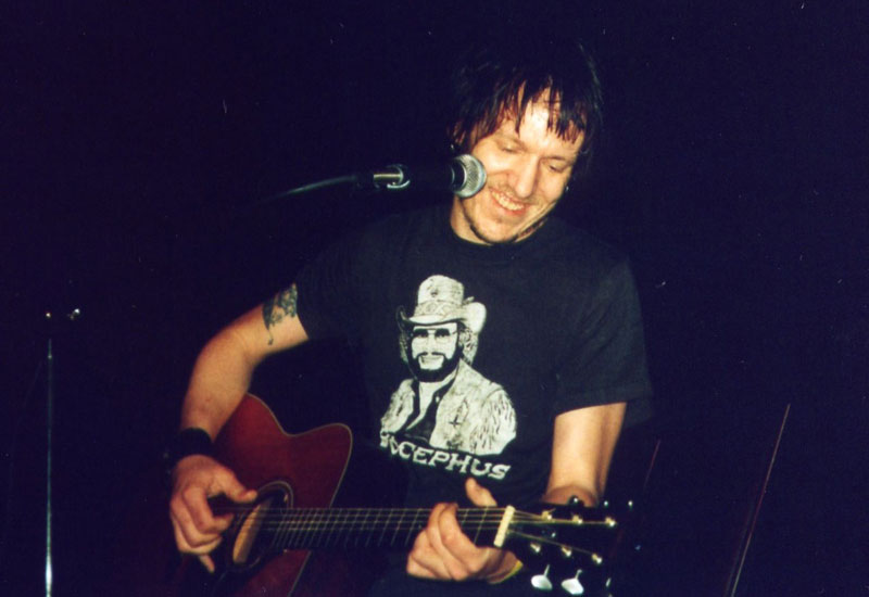 Elliott Smith, en directo