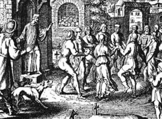 La epidemia de baile de 1518