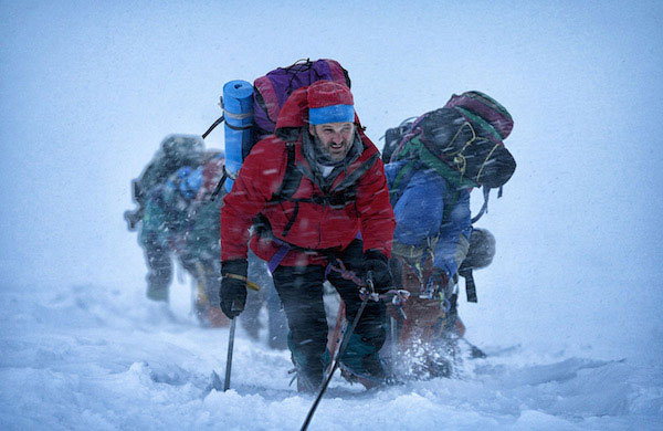 Una escena de Everest