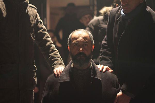 "Una escena de ""Abluka"""