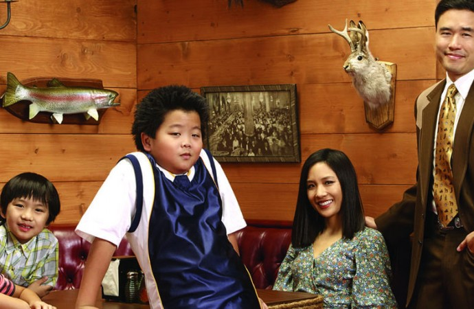 """Fresh Off the Boat"", la ABC se aficiona a las familias"