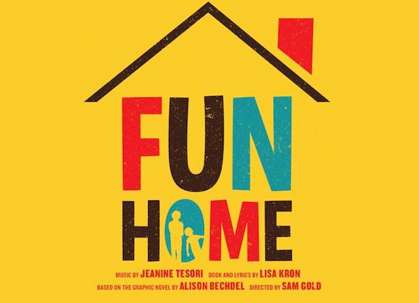 Fun Home Broadway