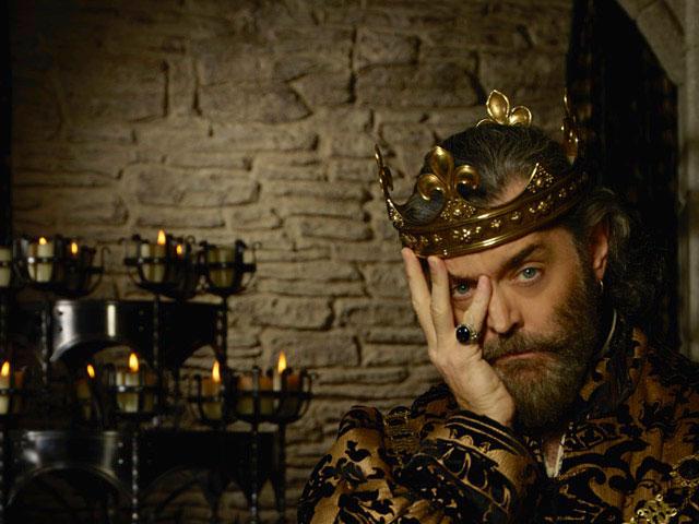 Galavant- King Richard