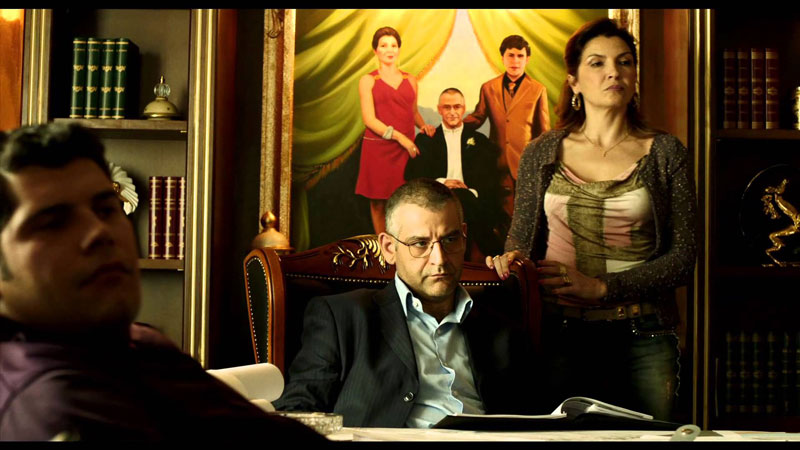 Gomorra. Serie de TV